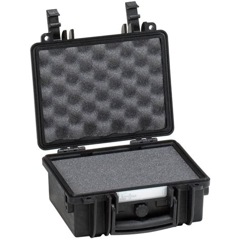 Hardcase Acesoris explorer cases small 2209 with foam black ecpc 2209