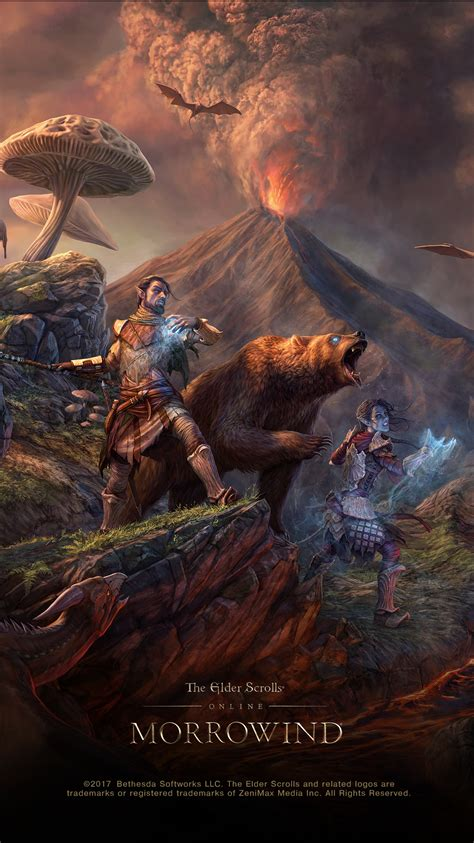 eso background eso morrowind concept artist q a and wallpaper the