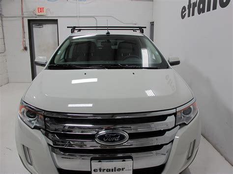 Roof Rack For Ford Edge by Yakima Roof Rack For 2013 Ford Edge Etrailer
