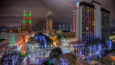 san antonio lights downtown san antonio texas travel guide must see atractions