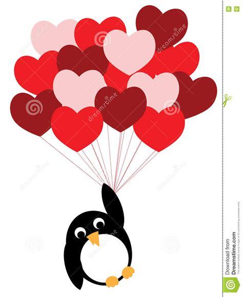 hombre de dibujos animados enamorado el ping 252 ino enamorado vuela en los globos coraz 243 n