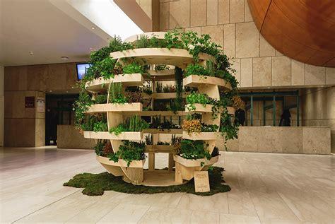 Smart Herb Garden the growroom ikea open sources spherical garden