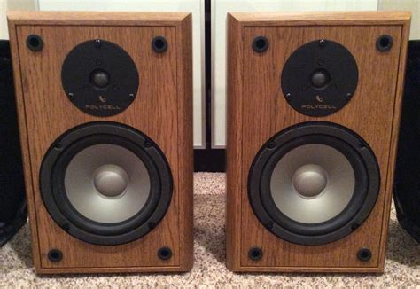 infinity reference one bookshelf speakers polk audio