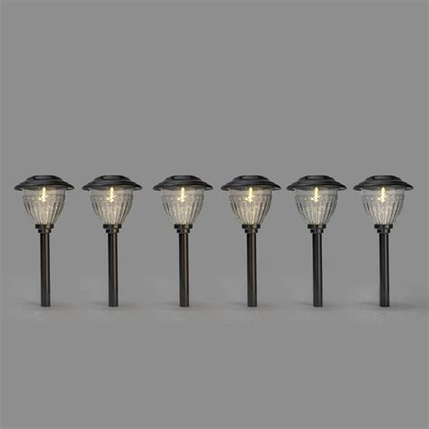 Warm White Solar Lights Lights Solar Solar Landscape Warm White Bronze