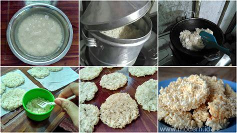 cara membuat cireng dan isinya cara membuat rengginang yang enak renyah dan gurih