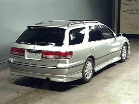 Toyota Ii Qualis 1999 Toyota Ii Wagon Qualis Pictures 2500cc