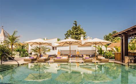 best hotel in marbella best hotels in marbella telegraph travel