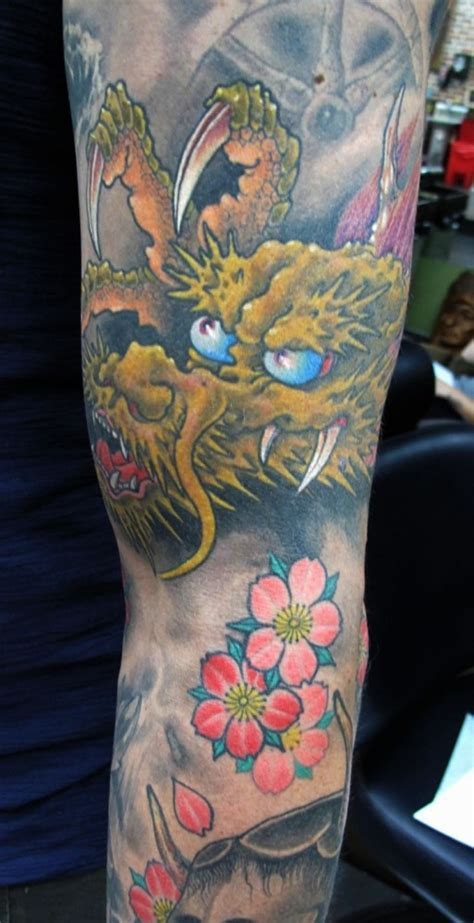 chris garver dragon tattoo designs 15 best images about tattoos on