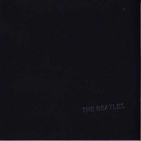 The Beatles Black 1 beatles the beatles black album 2 cd