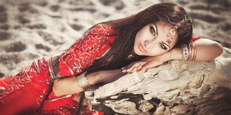 tutorial rambut ala india body and mind rambut hitam lebat ala wanita india