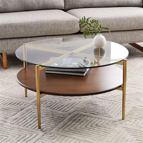 elm glass coffee table mid century display coffee table elm uk