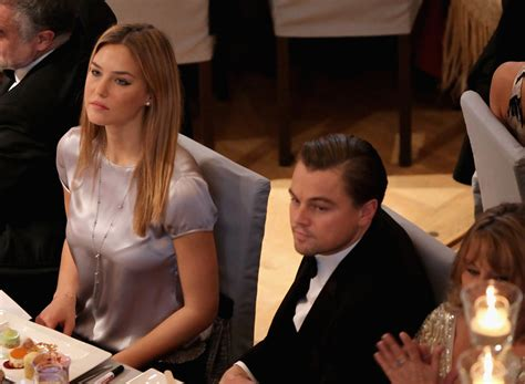 Dicaprio Impregnated Bar Rafaeli by Leonardo Dicaprio And Bar Refaeli Photos Photos 60th