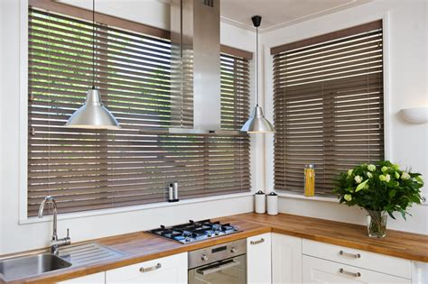 Kitchen Blinds Kitchen Blinds American Shutters