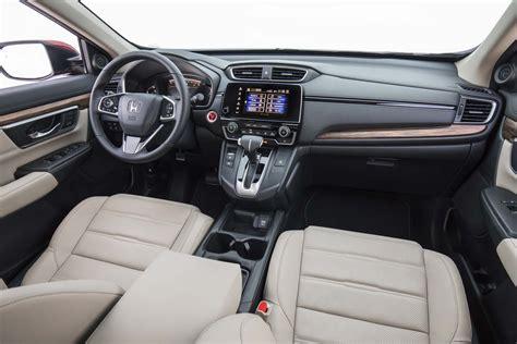 honda crv 2017 interior 2017 honda cr v touring drive review automobile