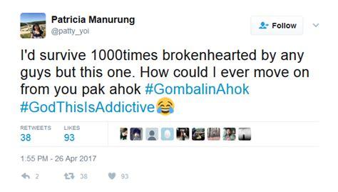 ahok on twitter 6 bulan lagi ditinggal netizen udah mulai ngegombal ke