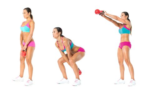 kettlebell swings calories burned 4 exercises that burn more calories than running women