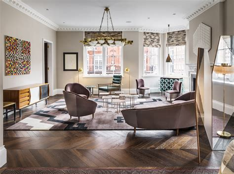 chic london apartment   sale
