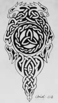 symbolic celtic tattoo concept by ticklemehoho on deviantart