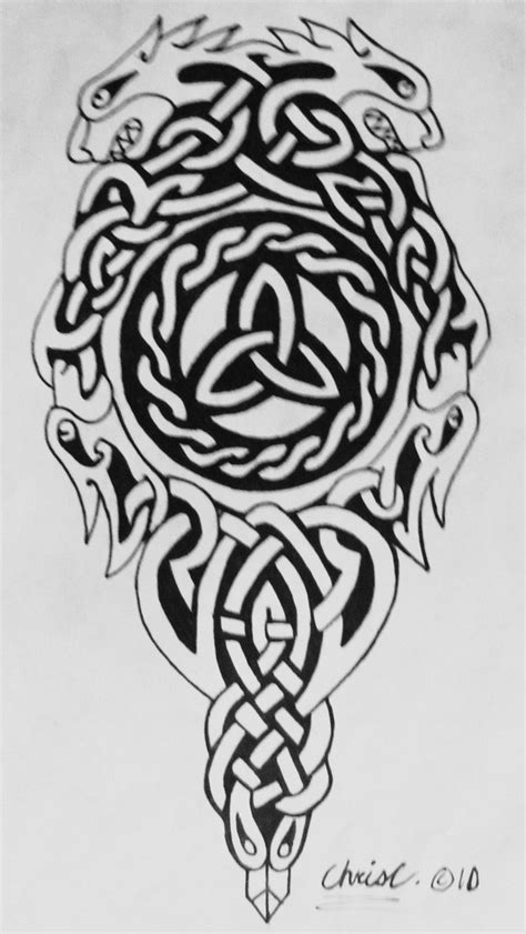 celtic tattoo creator symbolic celtic tattoo concept by ticklemehoho on