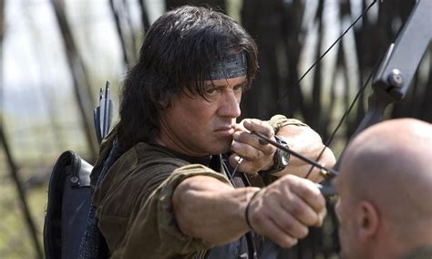 Sylvester Stallone In Rambo 4 by Sylvester Stallone Will Return In Rambo 5 To Hunt