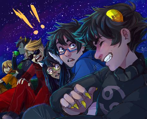 homestuck awesome drawings yooooooo by sxae on deviantart
