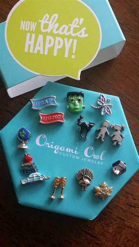 Origami Owl New Charms 2014 - new fall charms origami owl jewelry
