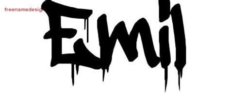 tattoo ideas for the name emile pin boys name graffiti sticker stickers wall tattoocouk on