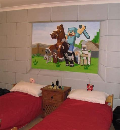 Minecraft Bedroom Murals 174 Best Images About Custom Murals On Nursery
