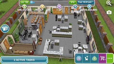 B Q Kitchen Ideas i made dunder mifflin scranton on sims dundermifflin