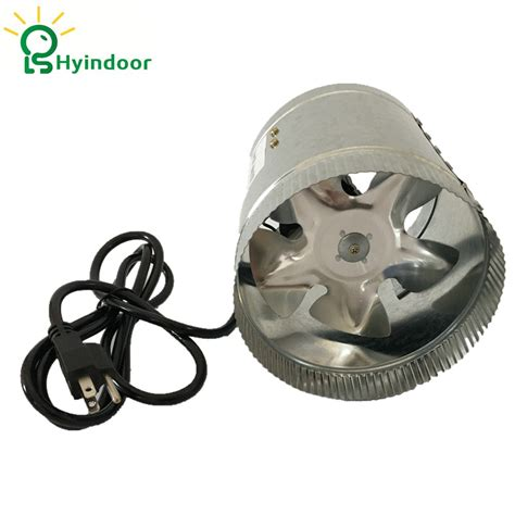 inline duct booster fan reviews good quality 6 quot inline 240cfm duct booster exhaust