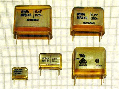 rfi capacitor wiki wima polypropylene pp and foil capacitors