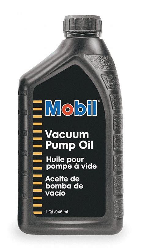 mobil vacuum pump oil  qt container size zf