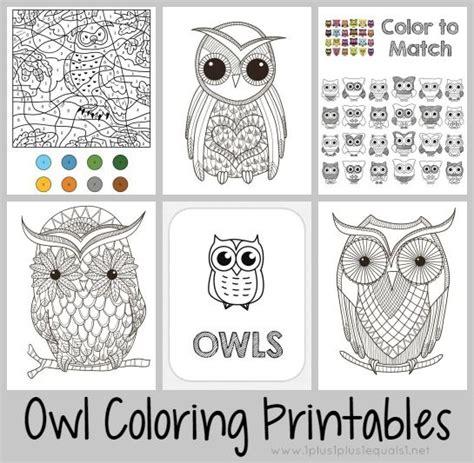 free printable owl worksheets free worksheets 187 owl worksheets free math worksheets