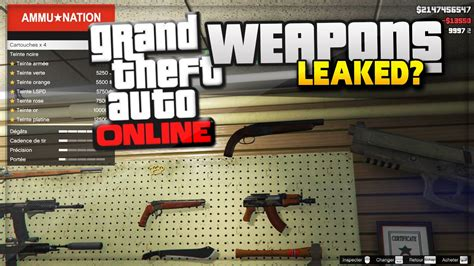 Weapon Graphics 5 gta 5 dlc weapons quot executives other criminals quot leaked