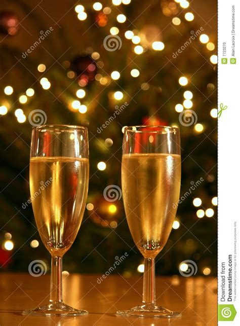 champagne party stock photo image