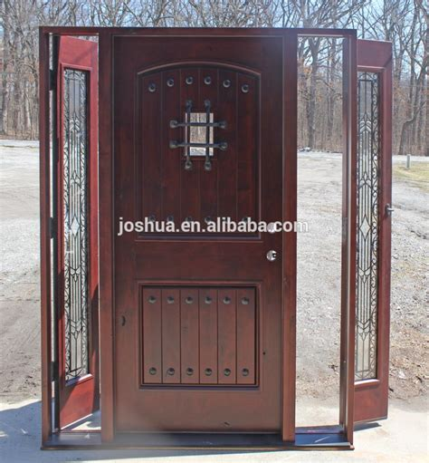 solid wood exterior entry doors exterior mahogany solid wood front entry door with