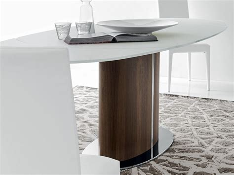 odyssey dining table calligaris odyssey dining table extendable scossa