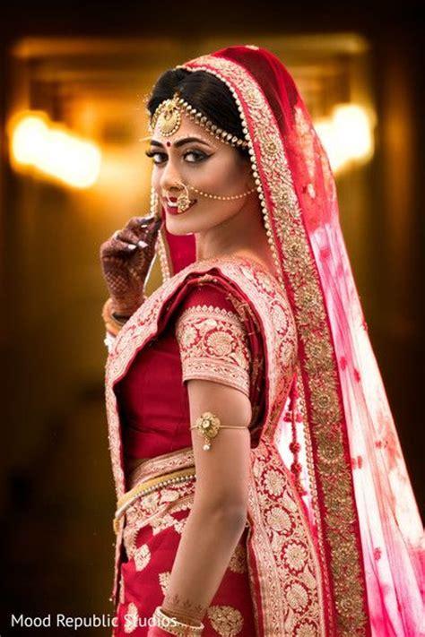 dreamy bengali bride  httpwwwmaharaniweddingscom