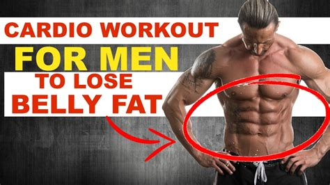 cardio workout for to lose belly