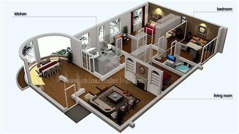 80 best images about 3D Floor Plans on Pinterest   House