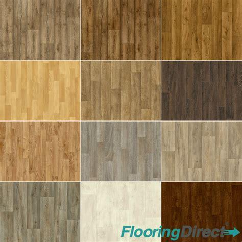 wood effect non slip vinyl flooring lino kitchen bathroom