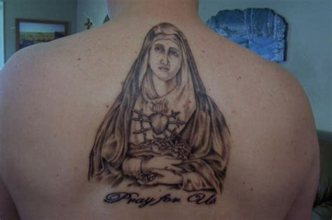 virgin mary tattoo meaning tattoos designs pictures