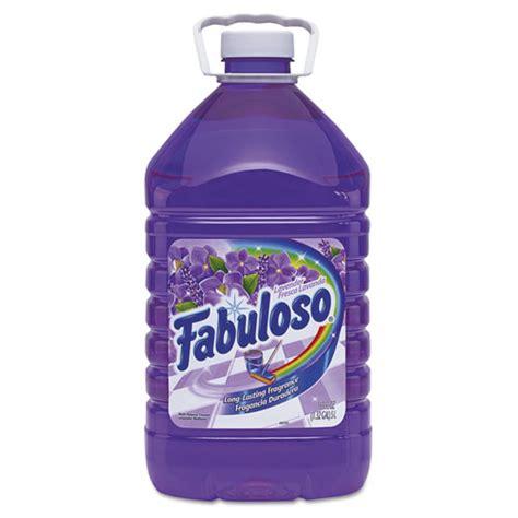 fabuloso multi use cleaner lavender scent 169 oz bottle