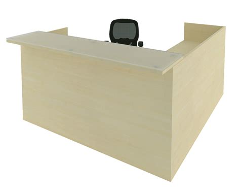 Laminate Reception Desk Mad Man Mund Laminate Reception Desk