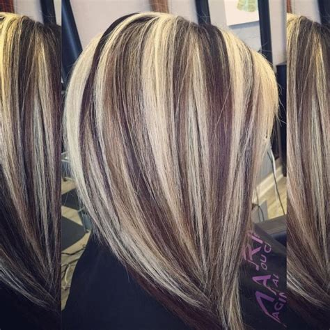 hair colors highlights and lowlights for women over 55 25 best ideas about chunky blonde highlights on pinterest