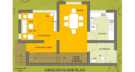 Indian Home Layout Design | small house plans in india home design 2017