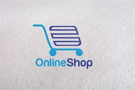 shop store purchases web shop logo templates
