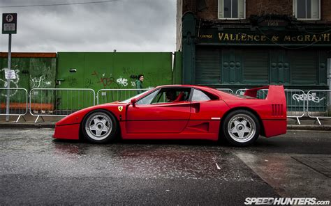 slammed f40 f40 hd wallpaper cars wallpaper better