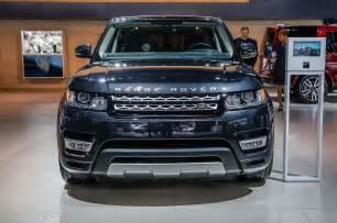 range rover range rover sport diesel models to debut in