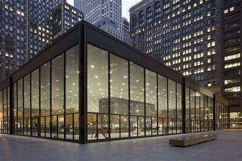 Architecture ées 60 by 60 Stunning Architecture Design By Mies Der Rohe